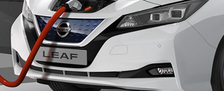 L'auto elettrica più venduta in Europa nel 2018?